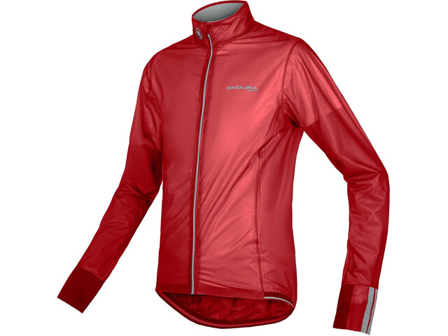 Endura FS260-Pro Adrenaline Race Cape II Jacket Men red